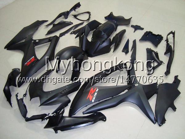 No. 7 Flat black