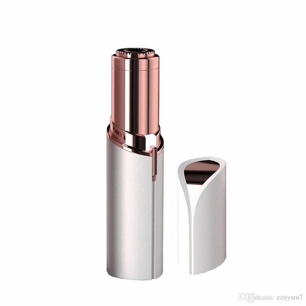 2019 Sales Promotion Female Mini Electric Epilato Women Body Face Lipstick Shape Shaving Shaver Lady Hair Remover