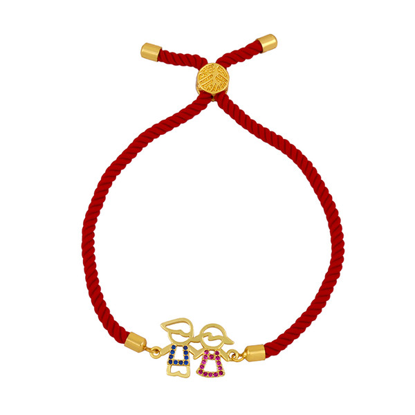 Oro (cuerda roja)
