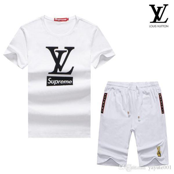 Primavera Luxury New Trend Marchio Felpa Tute Designer Uomo Running Tute Tuta da Uomo Casual felpa Tuta + Pantaloncini Sportswear Set