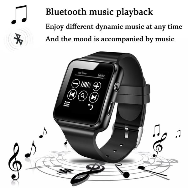 New SmartWatch Men Woman Fashion 2019 Silicone Strap Smart Watch Women Men Sports Pedometer LED Support SIM Call IOS