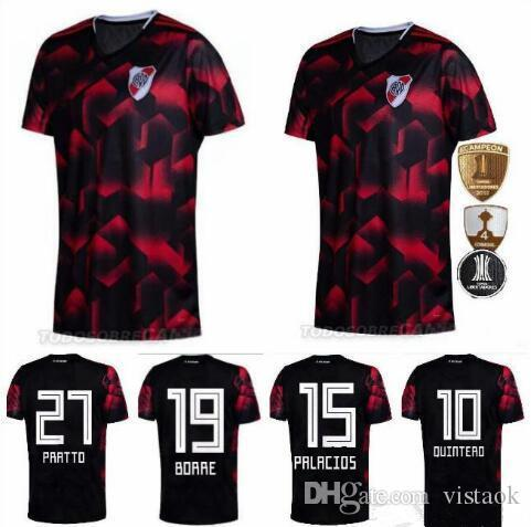 2019 2020 new River Plate soccer Jerseys home away 19 20 riverbed MARTINEZ QUINTERO PRATTO football shirts free shipping
