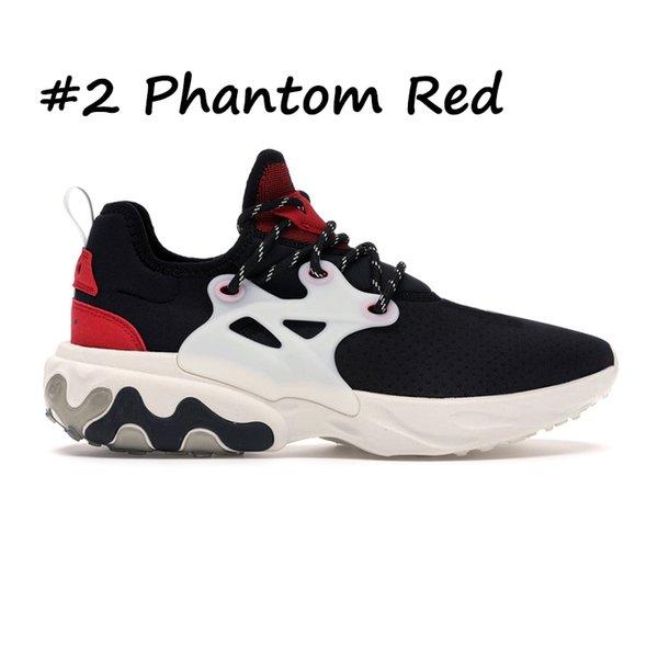 2 vermelho fantasma