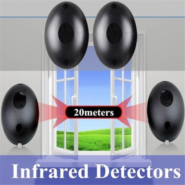 Beam детектор барьера Инфракрасный датчик охранной сигнализации двери окна Система сигнализации