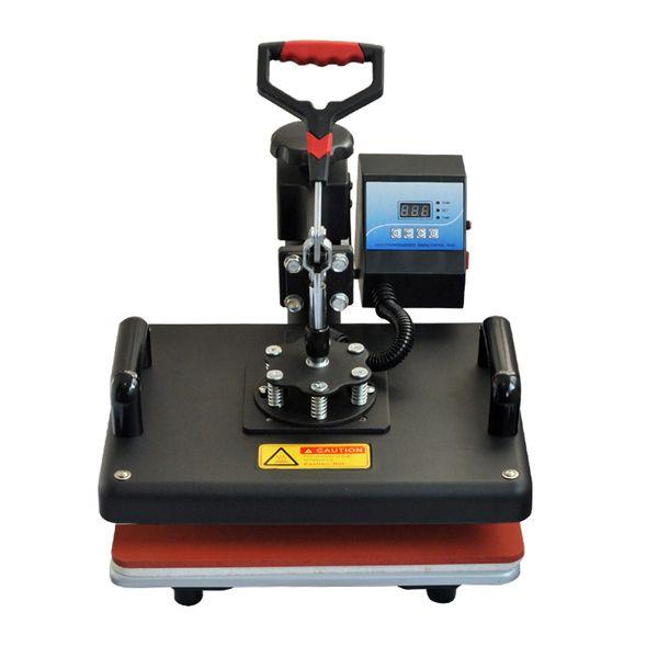 328 yiwu 29x38CM 8 in 1 Combo Heat Press Machine Sublimation Printer For Mug/Cap/T shirt/Phone Cases sublimation machine