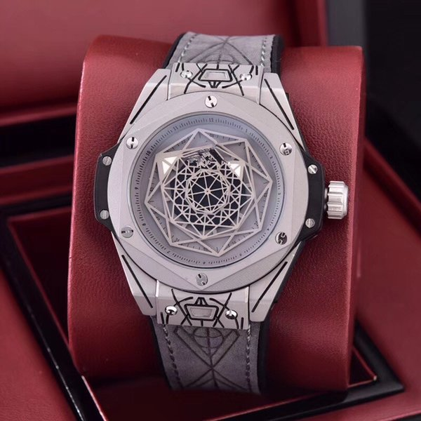 new mechanical watches aaa mens wristwatches luxury Stainless Steel 45mm 12mm Watch 316L Automatic Movement Watch Watches aaa