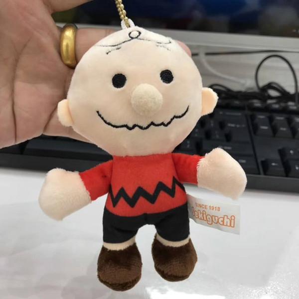 Charlie Brown Red