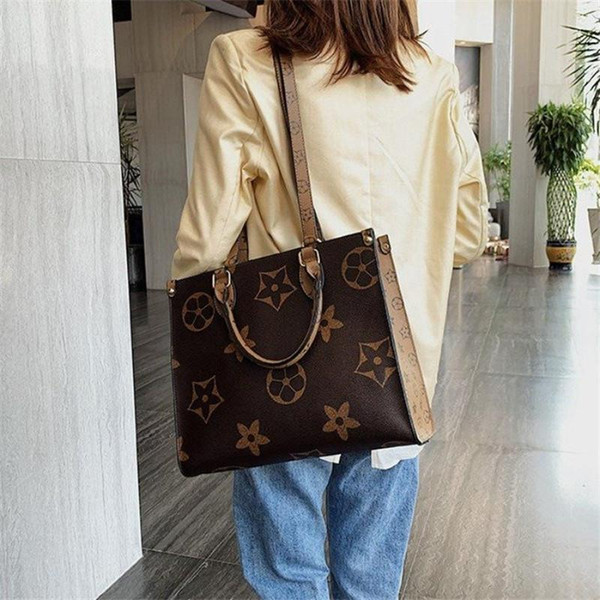 best selling Top selling Designer fashion 2020 New sale Famous Designer Large Capacity Casual Totes High Quality Women Purse and Handbags Shoulder Messen