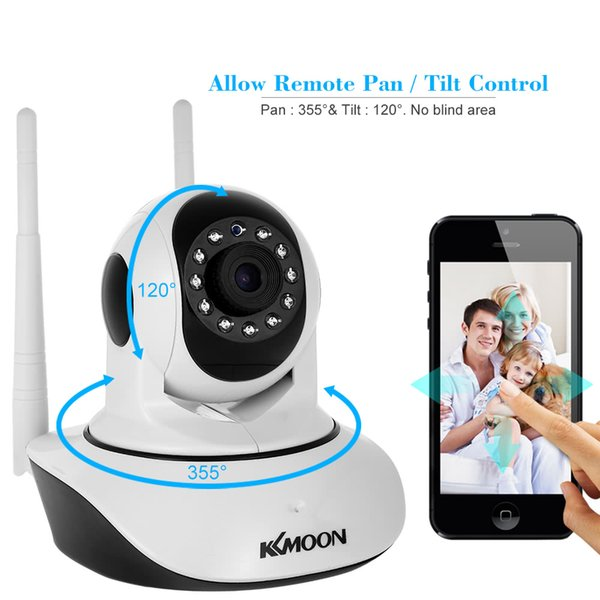Wifi IP Camera Surveillance 720P Night Vision Wireless Video CCTV Camera Baby Monitor Outdoor Home Security System