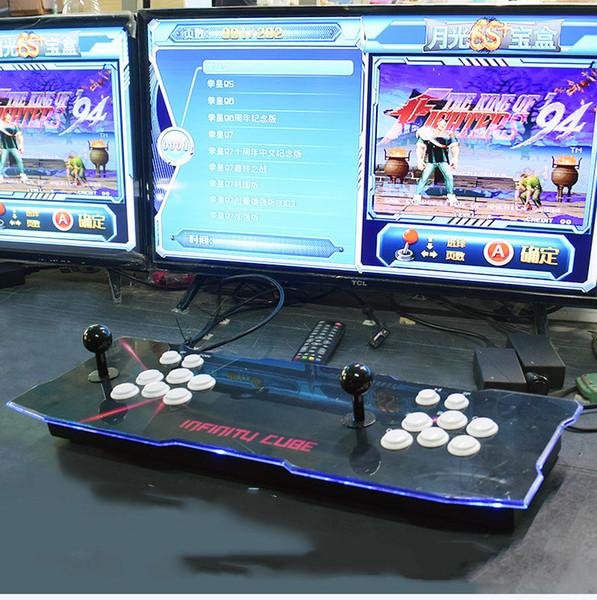 Pandora X 2020 Games in 1 Arcade Console Zero Delay Joystick 10 3D games PCB Board HDMI VGA Output Retro Video Arcade Machine