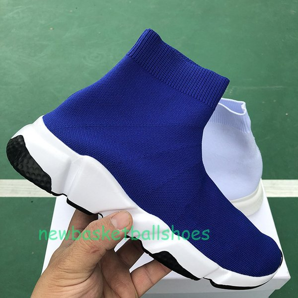 #3-Blue White Black