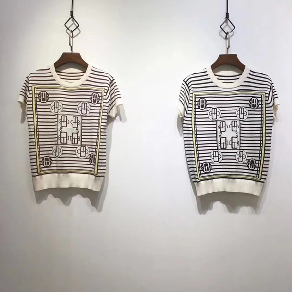 Ma'am designer luxury T Shirt Customized Lovely Printing Short Sleeve Women's Style T T-shirt womens blouses