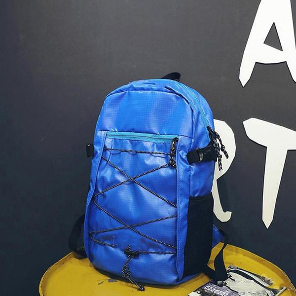 2019 sup LOVERS Travel Duffel Bags student 45th Shoulder Bags BACKPACK White branche Gift Original Rain Cover Nylon Backpacks Unisex Street