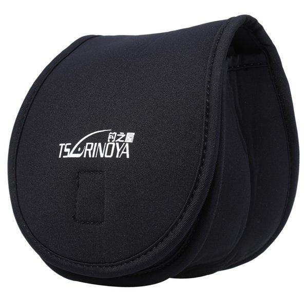 Soft Fishing Reel Bag Spinning Wheel Protective Cover anti collision Waterproof Case Sleeve Fishing Bags Size M L XL for Pesca #138072