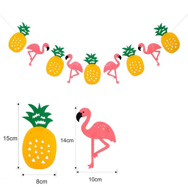 1pc Pineapple banner