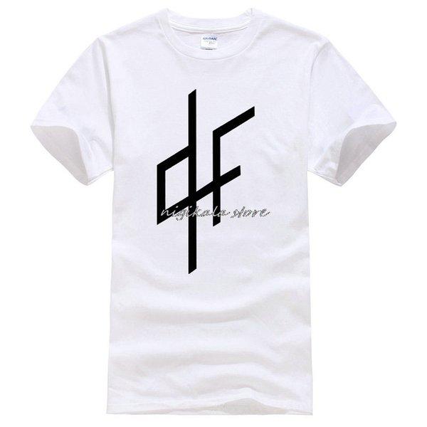 QLF Pnl Collezione Tagless Tee T-shirt 3D poco costoso caldo Maschio T shirt uomo girocollo a manica corta T Shirt alto