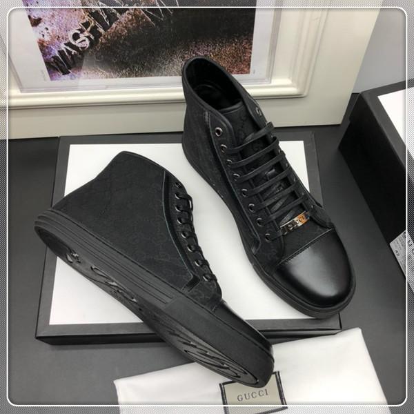 Новые дизайнерские туфли роскошные вышитые белый тигр пчела змея обувь из натуральной кожи дизайнер кроссовки мужские кроссовки Повседневная обувь размер 35-45 A2