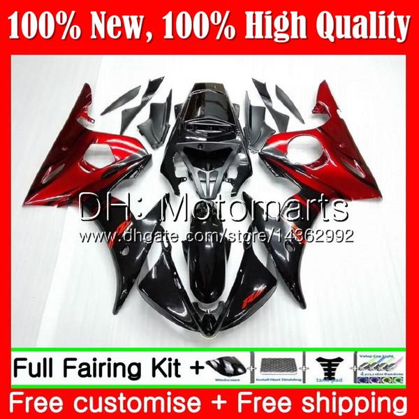 Frame Fairing Crash Protector For Yamaha YZF YZF-R6 R6 2003 2004 2005 03-05