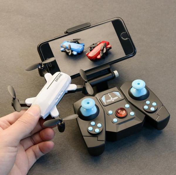 Havadan Mini uzaktan kumanda drone ve 2 megapiksel kamera, HD video RTF Quadcopter drone uzaktan kumanda helikopter drone oyuncak