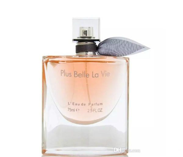 Makyaj parfüm En Kaliteli 75 ML Iyi Koku Çiçek Fransa Parfüm Uzun Ömürlü Zaman Ile Kadınlar için Yüksek Frangrance