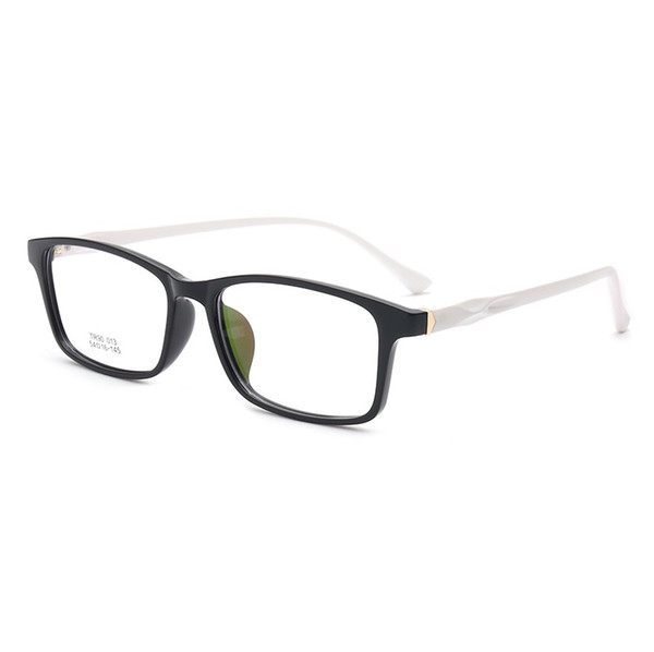607d7366cb Gafas de ordenador TR90 ultraligeras marcos de anteojos para mujeres miopía  óptica anteojos recetados marcos para