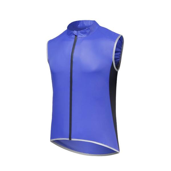Sport Vélo Veste à capuche Homme Femmes Cyclisme Équitation pluie Veste imperméable coupe-vent imperméable Zipper