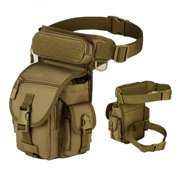 Protector Plus Multifunction Vintage Army Camera Phone Bags Camouflage Male Shoulder Bag Men Waist Leg Motorcycle Packs