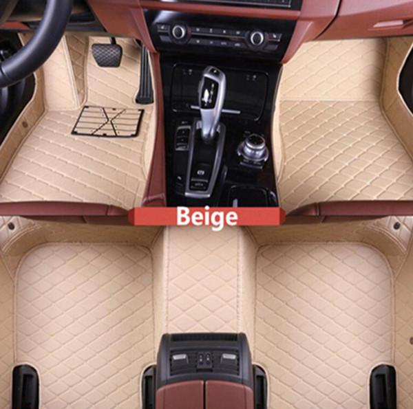 Applicable to Toyota Highlander 2009-2014 car mat anti-slip interior mat environmentally friendly non-toxic