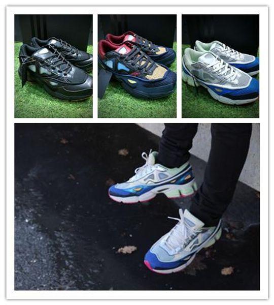Commercio all'ingrosso - Raf Simons x Sneakers Shoes Women, Men Consortium Ozweego Outdoor Casual Shoes 5-11 Spedizione gratuita