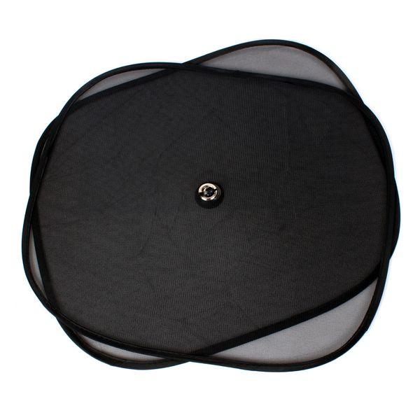 2Pcs/Set 44*37cm Black Car Sun Shade Side Rear Car Window Sunshade Cover sun protectAuto Accessories parasole auto parasol coche