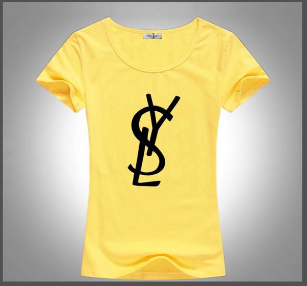 2019 dış ticaret high-end bayanlar T-shirt moda baskı tüm-pamuk nefes rahat renk çeşitliliği garanti