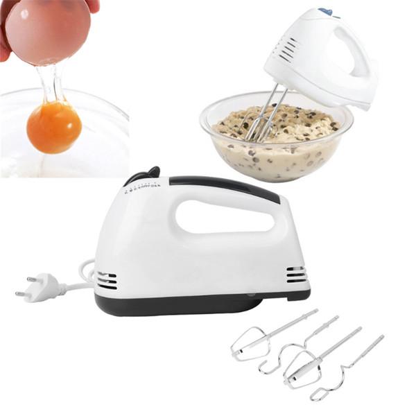 7 Speed Electric Eggs Mixer Beater Dough Hand Food Blender Multifunctional Flour Cream Butter Mixer For Kitchen Eggs Accessories