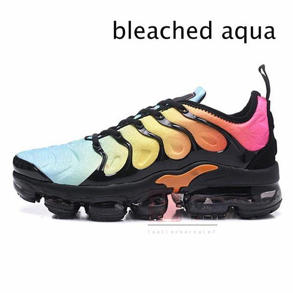 40.bleached aqua