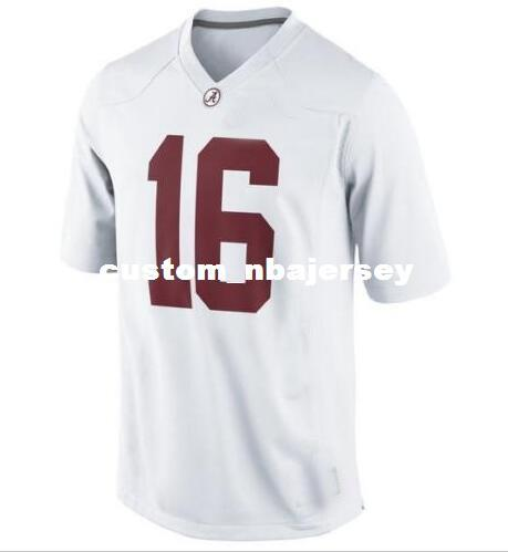 Cheap wholesale Alabama Crimson Tide Alumni Football Game Jersey New!! Sewing custom any number name football jersey MEN WOMEN YOUTH XS-5XL