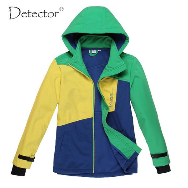 Детский пиджак для больших мальчиков Green Soft Blue 140-176