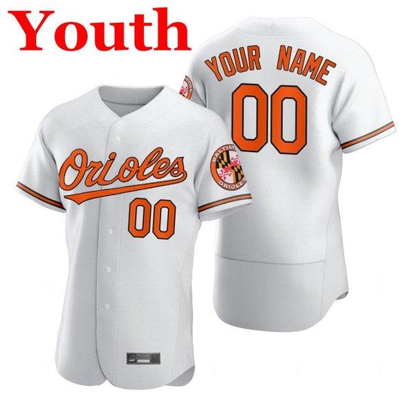 Youth 2020 Flex Base White