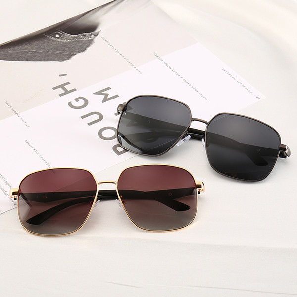 International explosion classic fashion classic big Frame Glasses D003 Womens sunglasses NICE FACE Sun Glass for Women