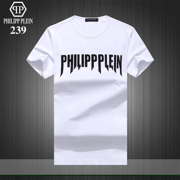 Летом 2019 года новая мужская и женская футболка высокого класса, модная рубашка с коротким рукавом, мужская рубашка № 102