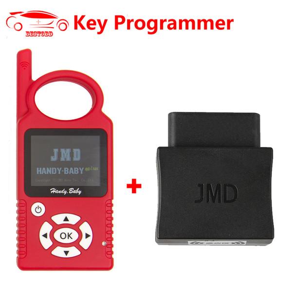 JMD Handy baby V9.0.3 Programmatore di chiavi auto con funzione G + JMD Assistente OBD Adattatore per Volkswagen può copiare tutte le chiavi perse