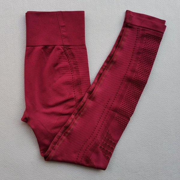 Винные красные штаны
