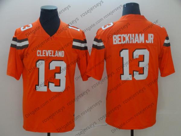 13 Beckham Jr Orange