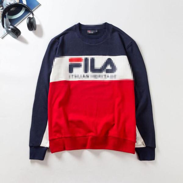 Capa de la manera Nueva marca de ropa de las mujeres de los hombres de cuello redondo camiseta de Hip Hop con capucha informal suéter de alta calidad de los hombres