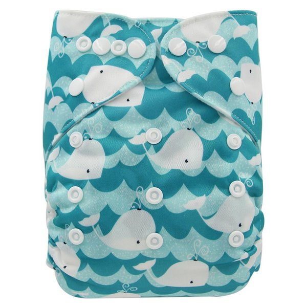 top popular FREE SHIPPING Newborn Baby Cloth Diaper Cotton Washable Brand Fraldas Cloth Diaper Cover Pannolini Lavabili Pocket For Little Babies 2019