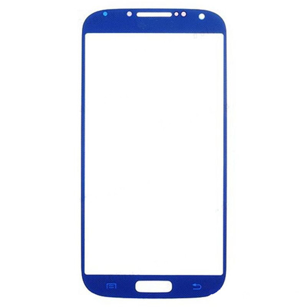 High Quality 300PCS Front Outer Touch Screen Glass Lens Replacement for Samsung Galaxy s4 i9500 i9505 i337 free DHL
