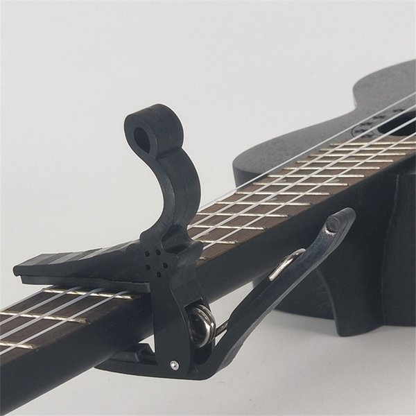 Acessórios Da Guitarra Durável Ukulele Tune Mudança Rápida Capo Chave Grampo de Alta Qualidade