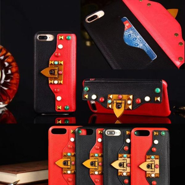 Best wholesale price Mobile phone for iphone leather case phone cover card full package edge wallet mobile phone protection against fall