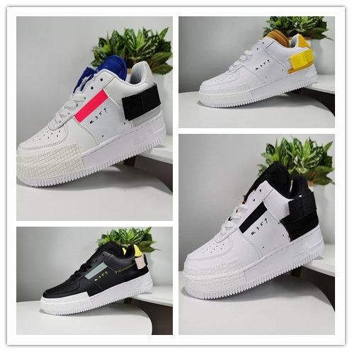 2019Design New 1 Type N.354 Utilitaire 1s Classic White Hommes Femmes Chaussures de skate sport Skateboard bas Hommes Un Cut formateurs chaussures de course