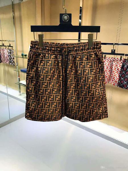 2019nn новый роскошный дизайнер случайные мужские шорты змея с цветочным рисунком мужские шорты для плавания high street fashion Medusa пляжные брюки