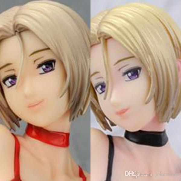 Bible Black Reika Kitami Sexy Anime Action Figure Art Girl Big Boobs Tokyo Japan Anime Toys Sex Adult Products PVC Free Shipping