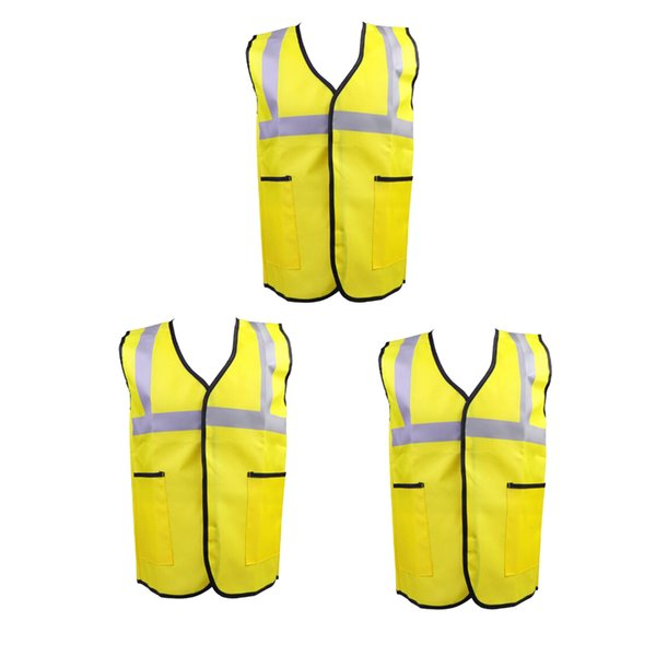 best selling 3 Pack Dress Up Vest,Cosplay Costume Kids Engineering Suit Worker Vest Halloween Kids Role Play Dress up Outfit